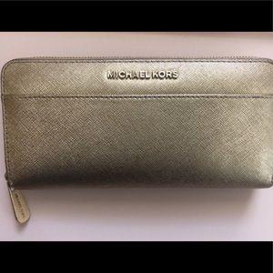Well loved Michael Kors Wallet